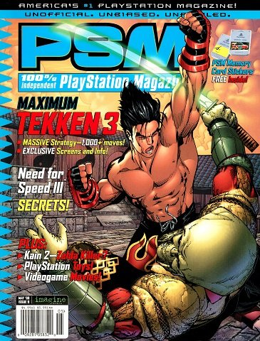 PSM Issue 009 (May 1998)