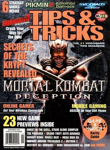 Tips & Tricks Issue 117 (November 2004)