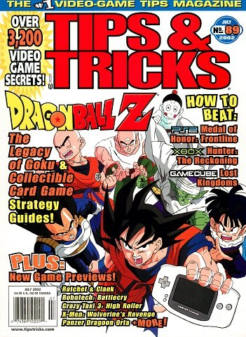 Tips & Tricks Issue 089 (July 2002)