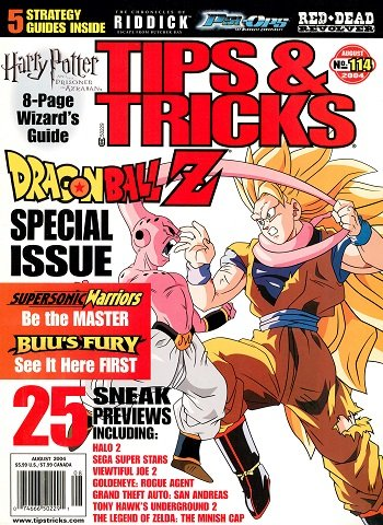 Tips & Tricks Issue 114 (August 2004)
