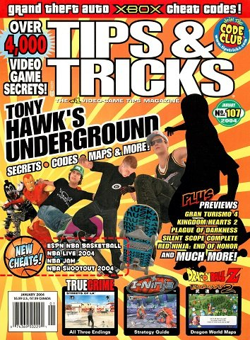 Tips & Tricks Issue 107 (January 2004)