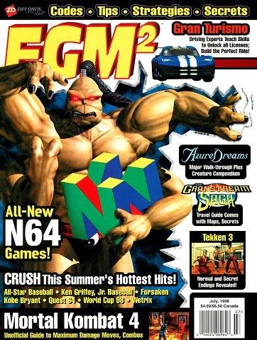 EGM2 Issue 49 (July 1998)