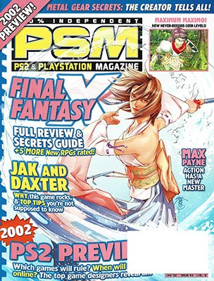 PSM Issue 054 (January 2002)