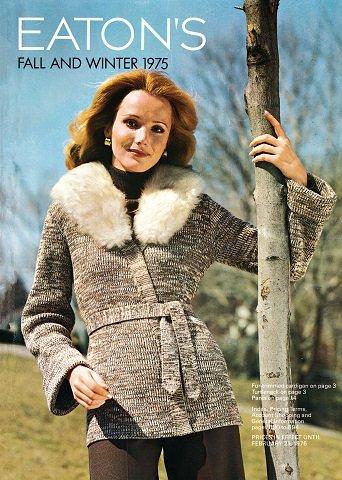 Eaton's Fall and Winter 1975 Catalogue