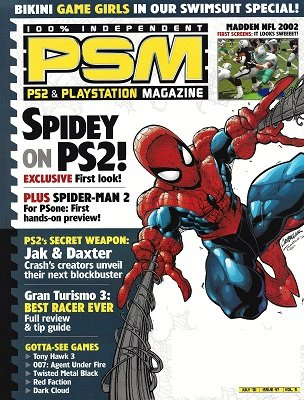 PSM Issue 047 (July 2001)