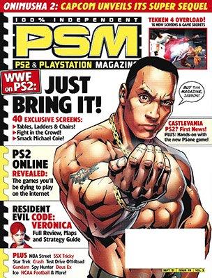 PSM Issue 049 (September 2001)