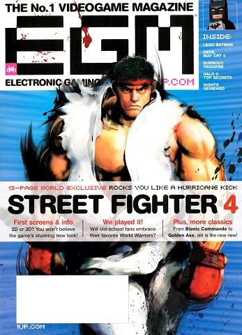 Electronic Gaming Monthly Issue 224 (January 2008)