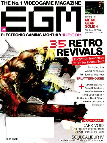 Electronic Gaming Monthly Issue 229 (June 2008)