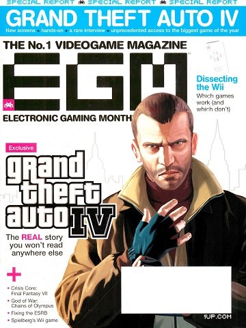 Electronic Gaming Monthly Issue 227 (April 2008)