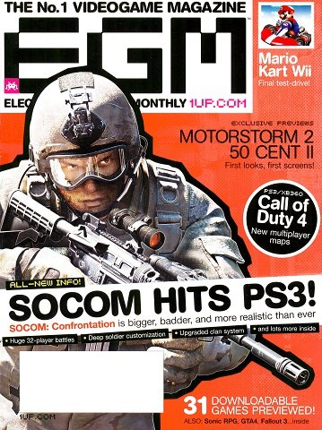 Electronic Gaming Monthly Issue 228 (May 2008)