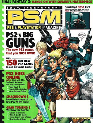 PSM Issue 048 (August 2001)
