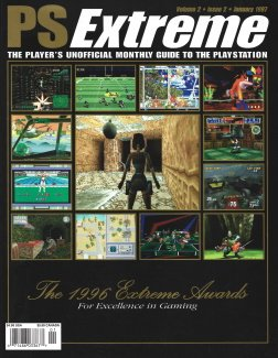 PSExtreme Issue 014 (January 1997)