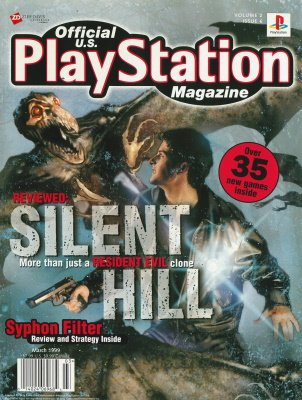 Official U.S. PlayStation Magazine Issue 018 (March 1999)