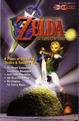 Zelda Ocarina of Time Tips