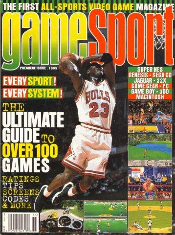 GameSport Magazine Issue 1