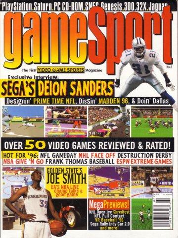GameSport Magazine Issue 2