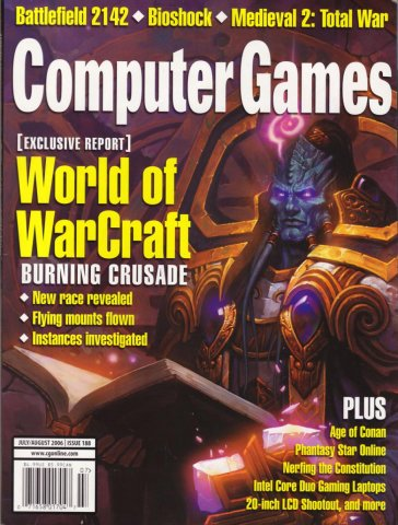 Computer Games Issue 188 (July-August 2006)