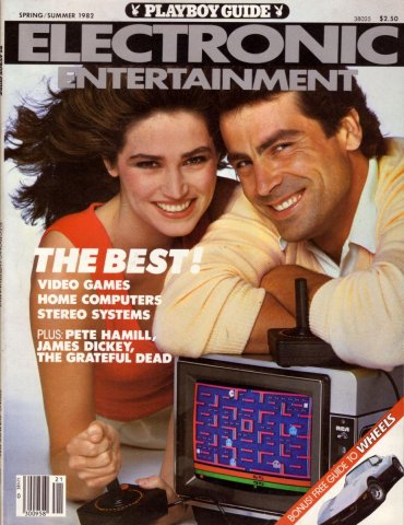 Playboy Guide Electronic Entertainment