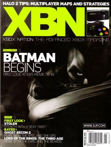 XBox Nation 22 (January 2005)