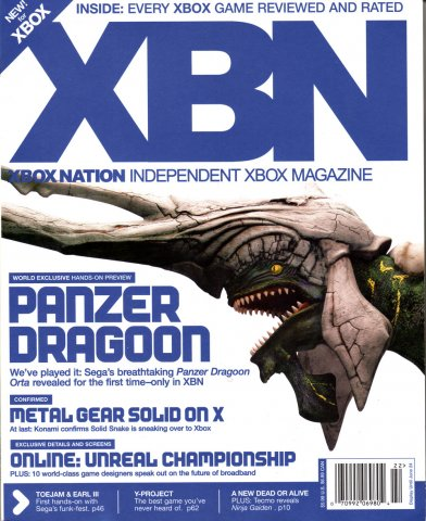 XBox Nation 03 (Summer 2002) *cover 1*