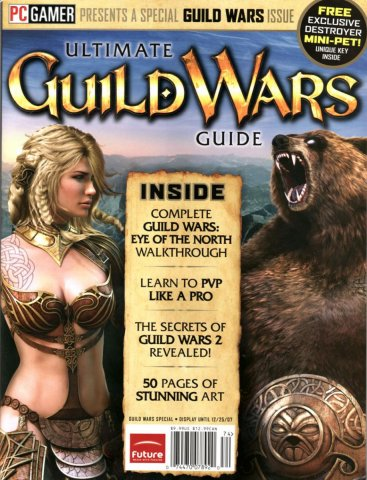 Ultimate Guild Wars Guide
