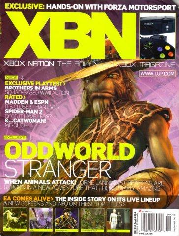 XBox Nation 18 (September 2004)
