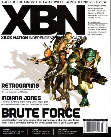 XBox Nation 06 (February/March 2003)