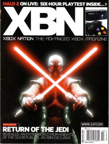 XBox Nation 19 (October 2004)