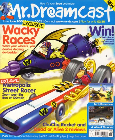 Mr. Dreamcast Issue 02 (June 2000)