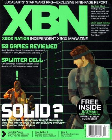 XBox Nation 05 (Winter 2002)