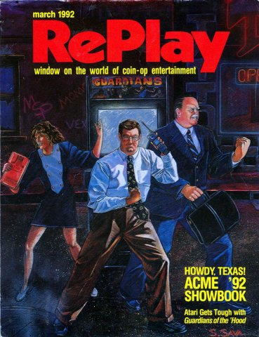 RePlay (March 1992)