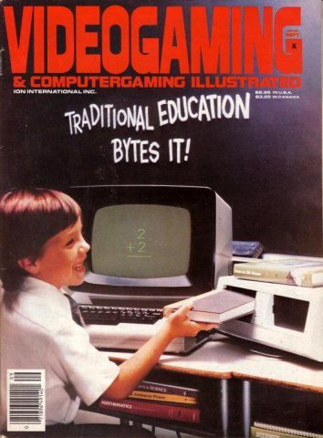 Videogaming Illustrated Issue 09 (September 1983)