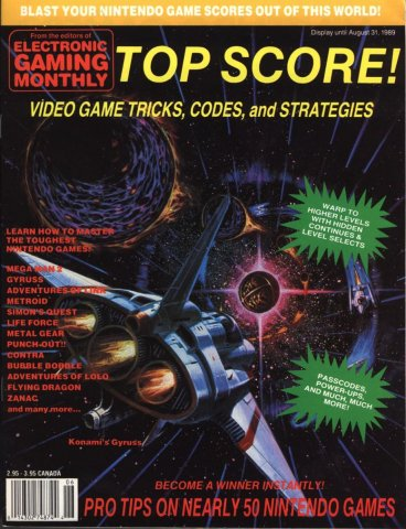 Top Score (1989)