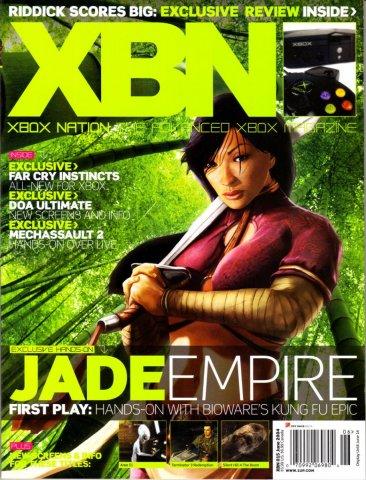 XBox Nation 15 (June 2004)