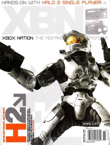 XBox Nation 20 (November 2004) *cover 1*