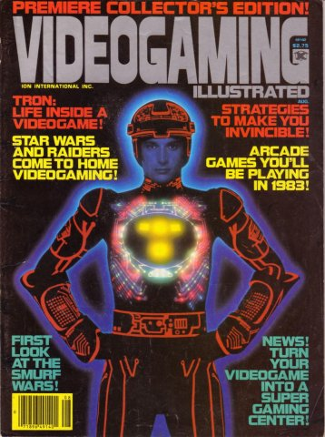 Videogaming Illustrated Issue 01 (August 1982)
