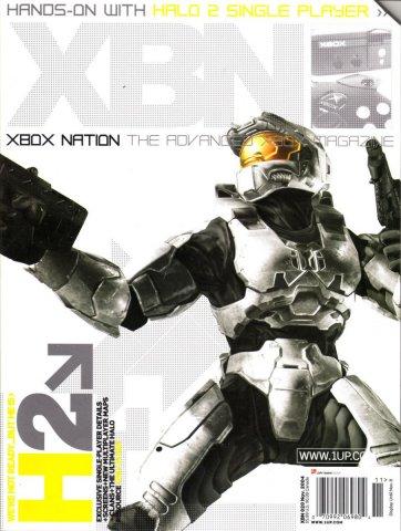 XBox Nation 20 (November 2004) *cover 3*
