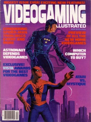 Videogaming Illustrated Issue 05 (April 1983)