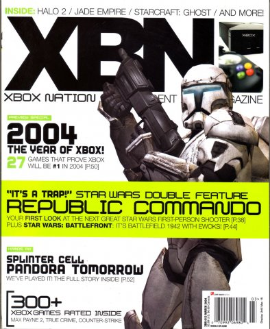XBox Nation 12 (March 2004)