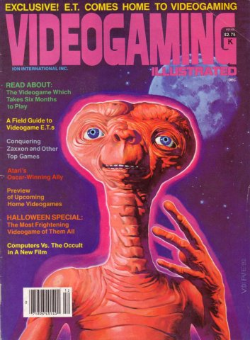 Videogaming Illustrated Issue 03 (December 1982)
