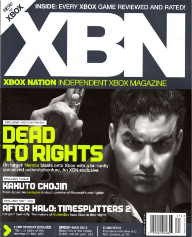 XBox Nation 02 (Spring 2002)