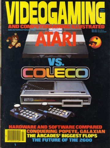 Videogaming Illustrated Issue 07 (July 1983)