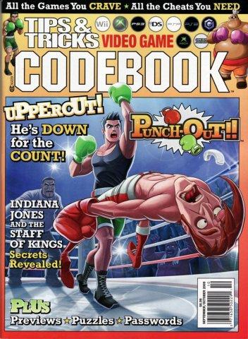 Tips & Tricks Video Game Codebook September-October 2009