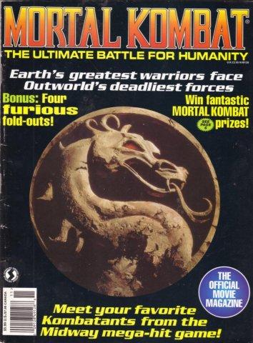 Mortal Kombat The Ultimate Battle for Humanity