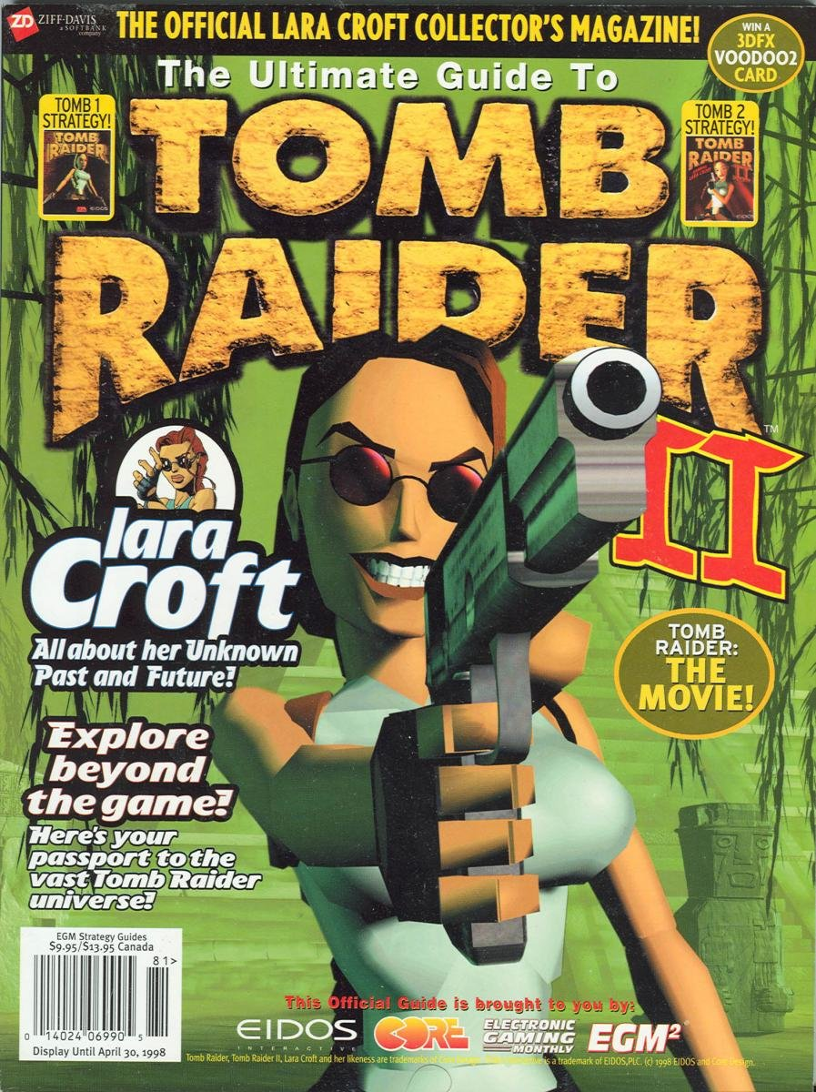 Ultimate Guide to Tomb Raider II (1998)