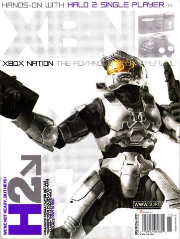 XBox Nation 20 (November 2004) *cover 2*