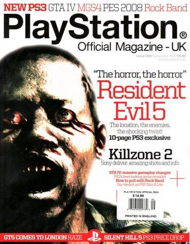 Playstation Official Magazine UK 009 (September 2007)