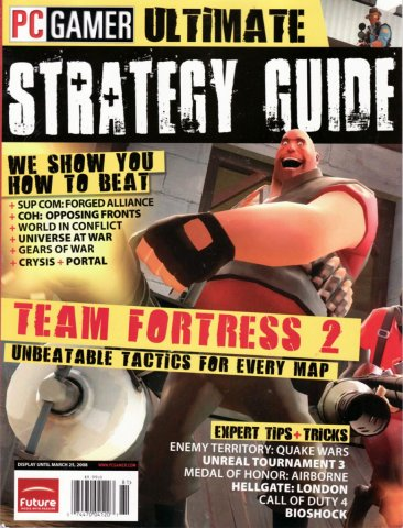 Ultimate Strategy Guide (2008)