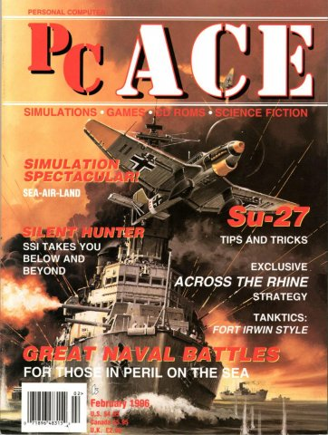 PC Ace Issue 02 (February 1996)