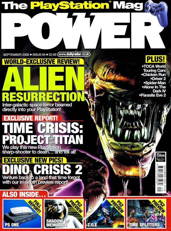 PlayStation Power Issue 56 (September 2000)